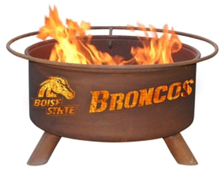 Boise State Fire Pit