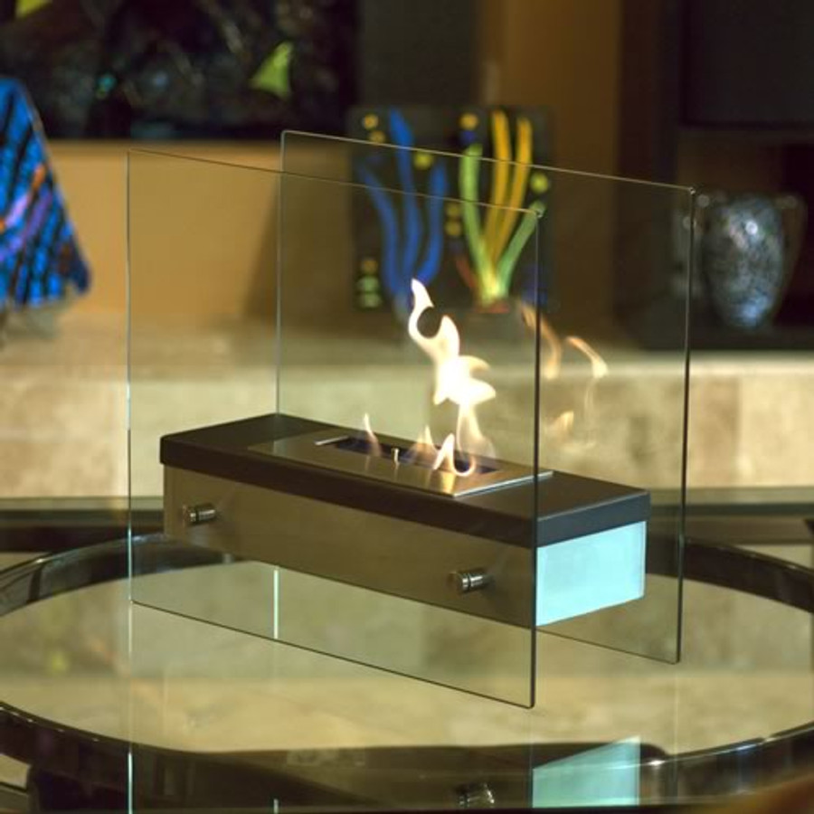 Ardore Tabletop Bio-Ethanol Fireplace by Nu-Flame