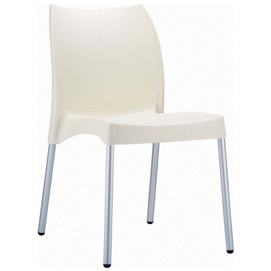 Vita Resin Outdoor Dining Chair (Set of 2)