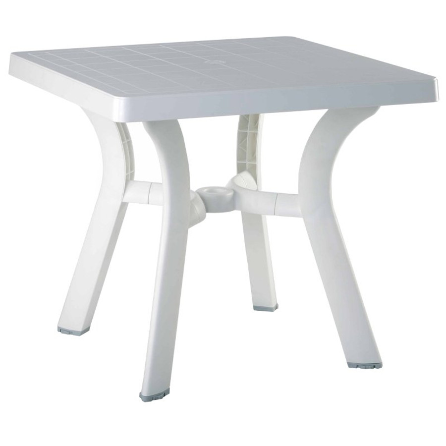 "Viva Resin Square 31"" Dining Table"