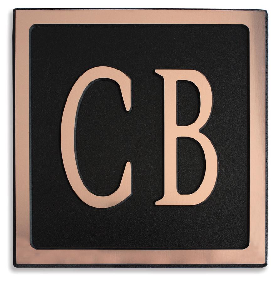 Copper on Black
