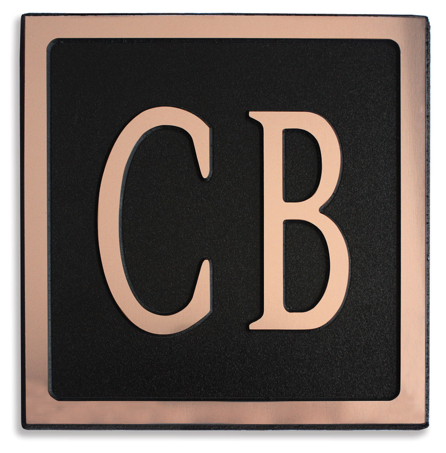 Copper/Black