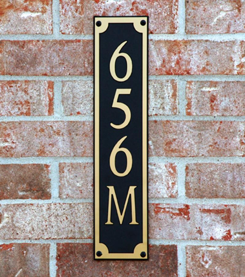 Address Plaque-Model 656