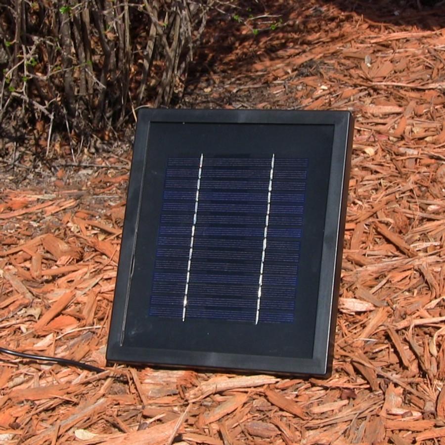 Solar-on-Demand Panel