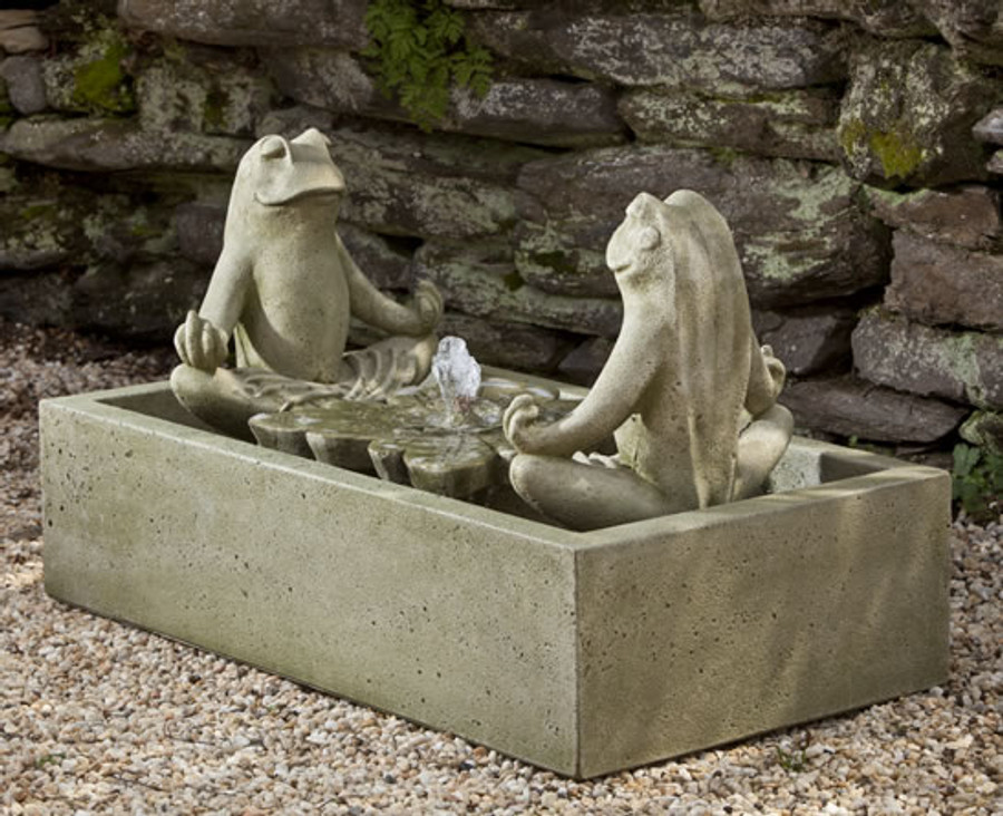 Zen Too Fountain by Campania International