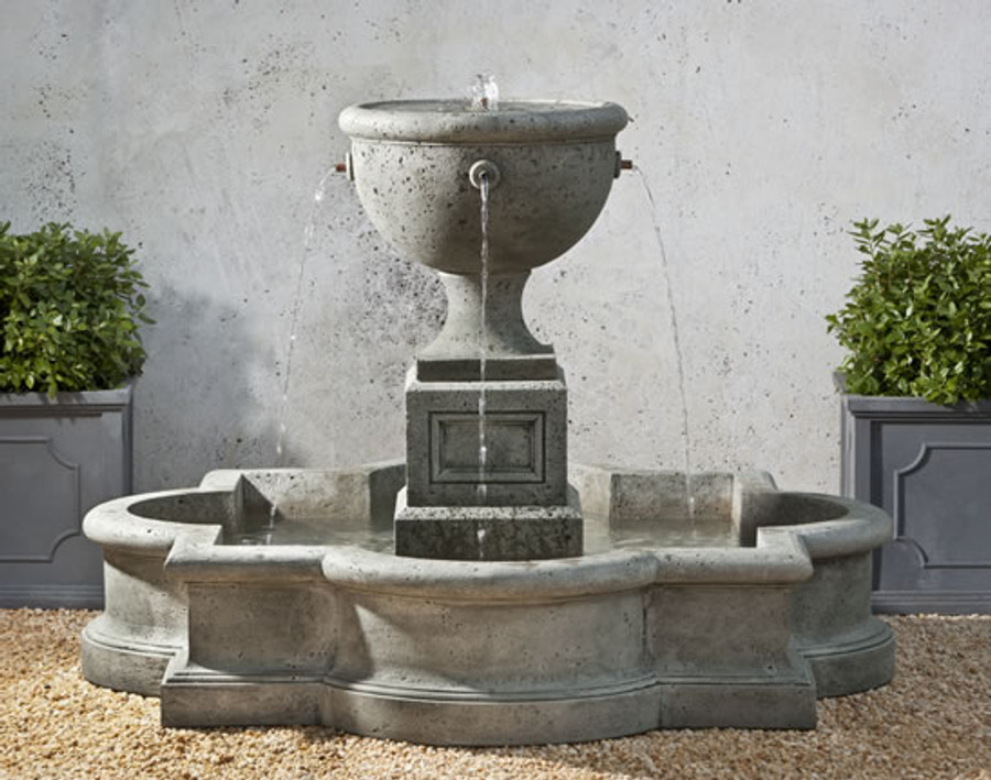 Navonna Fountain by Campania International