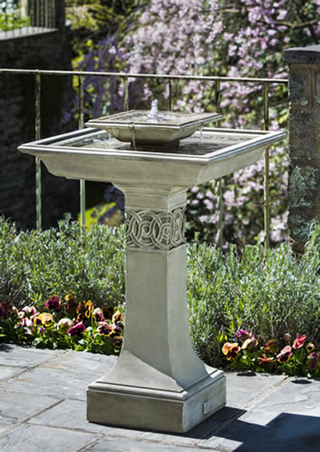 Portwenn Fountain by Campania International