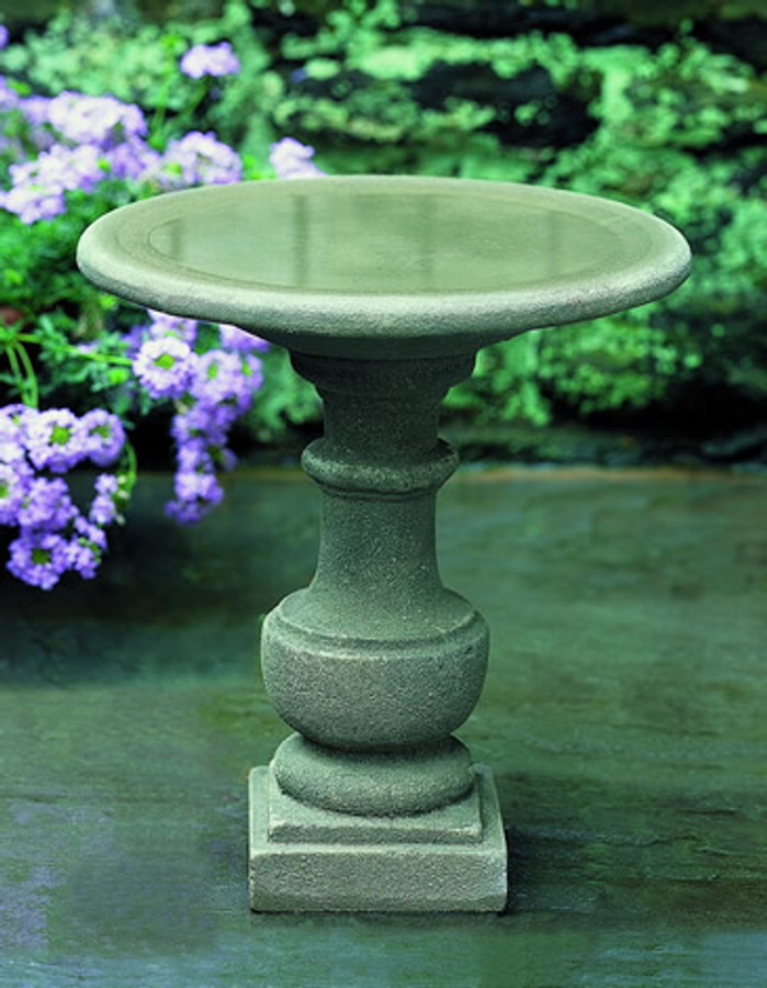 Siena Birdbath by Campania International