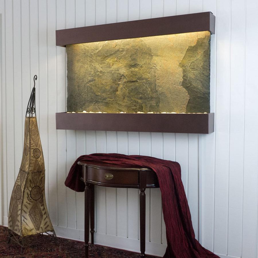 Jeera Slate Copper Vein Frame