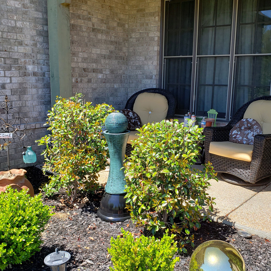 Desert Spring Solar-on-Demand Outdoor Water Fountain