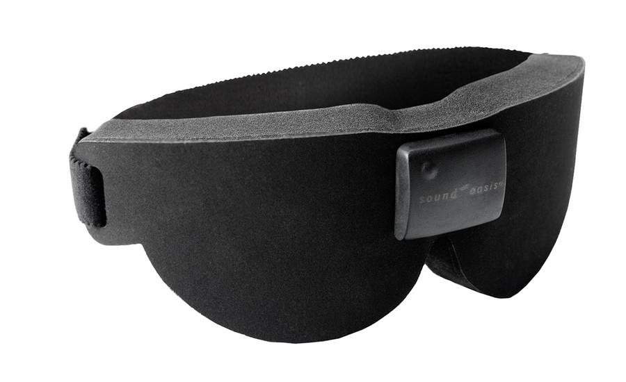 Sound Oasis GTS-2000 Glo to Sleep Deluxe Sleep Mask