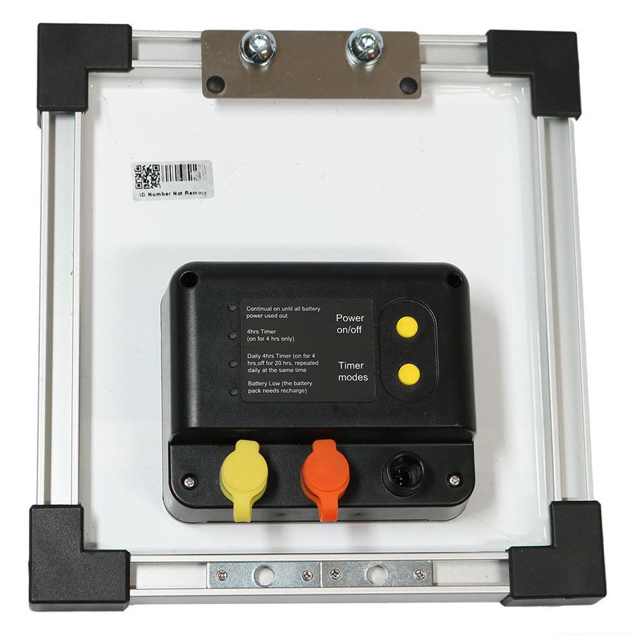 Solar on Demand Panel Back
