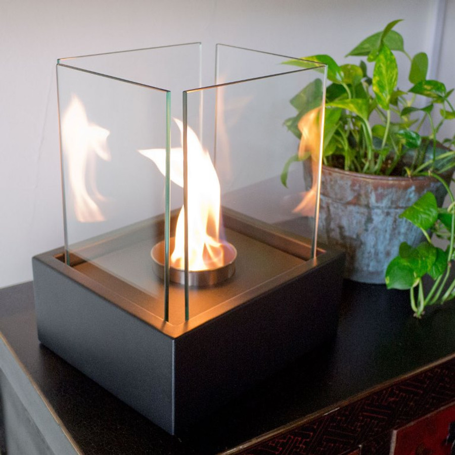 Lampada Tabletop Decorative Ethanol Indoor Outdoor Fireplace