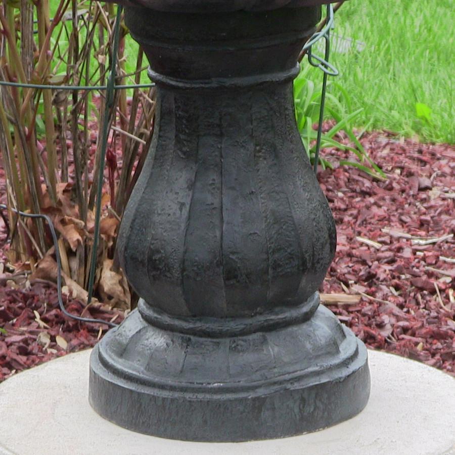 Pedestal Detail