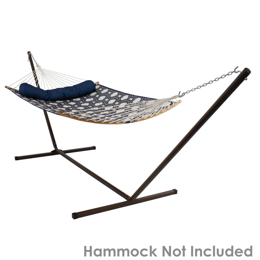 Spreader Bar Hammock on Bronze Stand (Hammock Not Included)