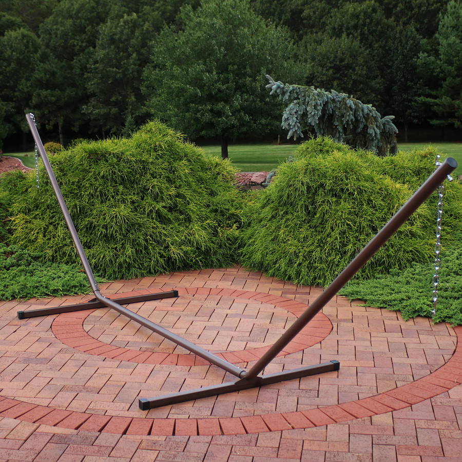 Bronze Stand, 15 Feet