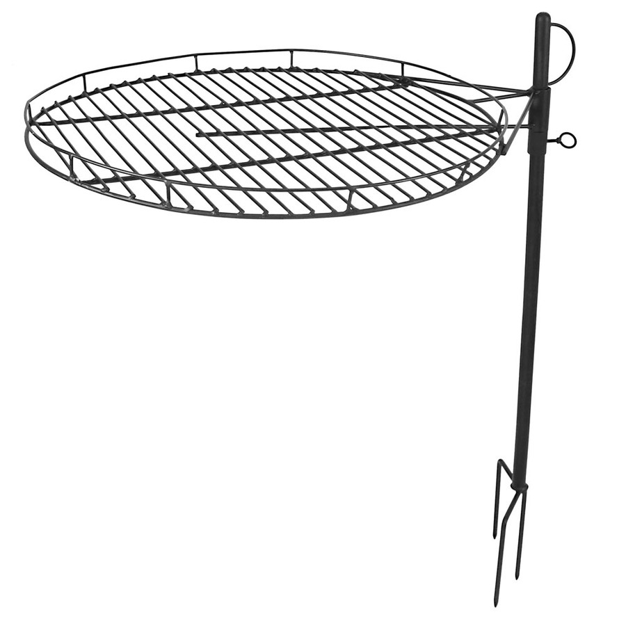 Sunnydaze 24 Inch Adjustable Fire Pit Cooking Grate