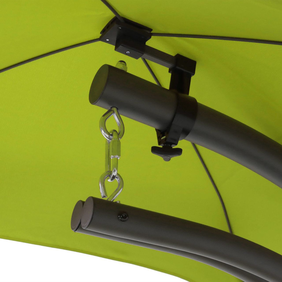 Apple Green Umbrella