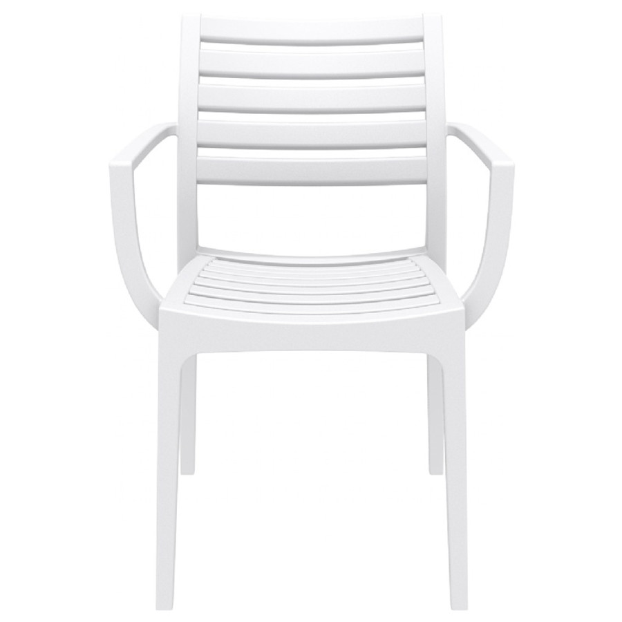 Artemis Outdoor Dining Arm Chair (Set of 4)