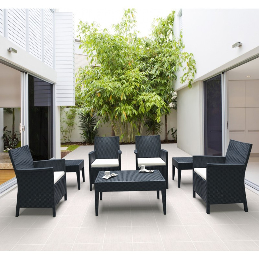 California Casual Seating Set (7 pieces)