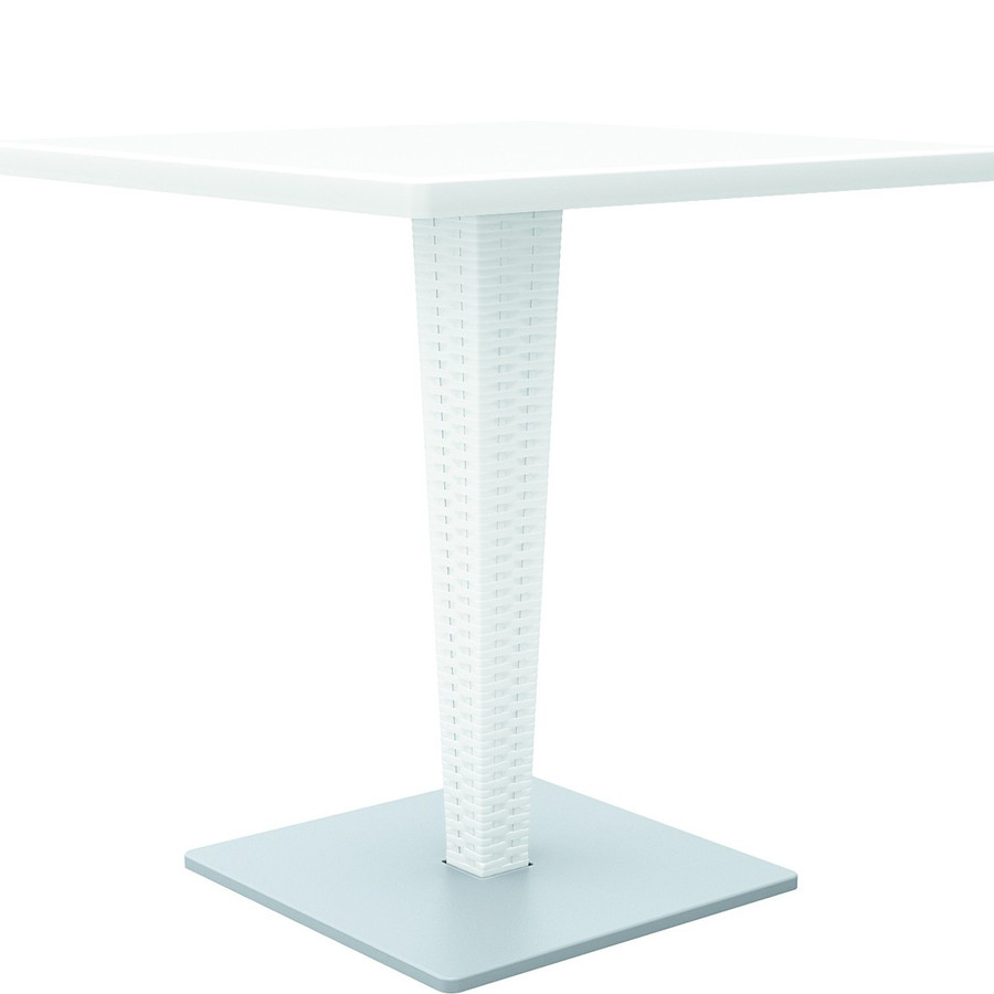 Riva Werzalit Square Top Dining Table
