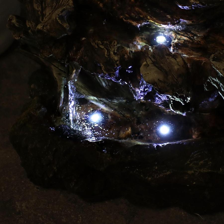 Closeup of Light