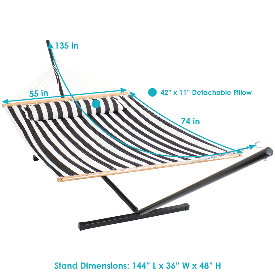 12' Stand dimensions