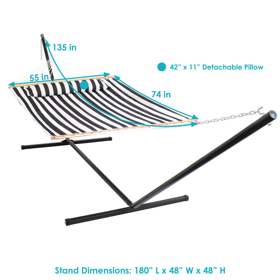 15' Stand Dimensions