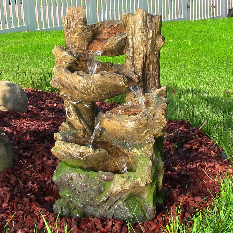 5-Tiered Woodland Fountain