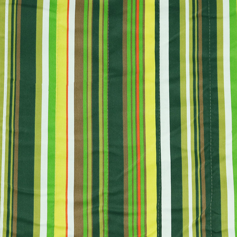Melon Stripe Swatch