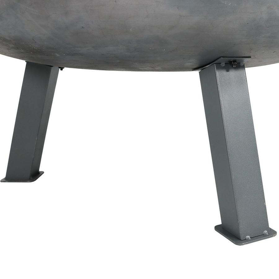 Cast Iron Steel Finish Legs