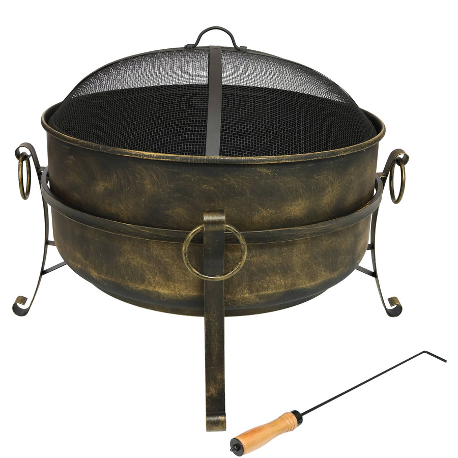 "24"" Cauldron"