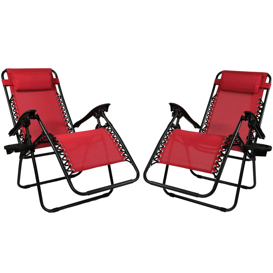Red Set of 2