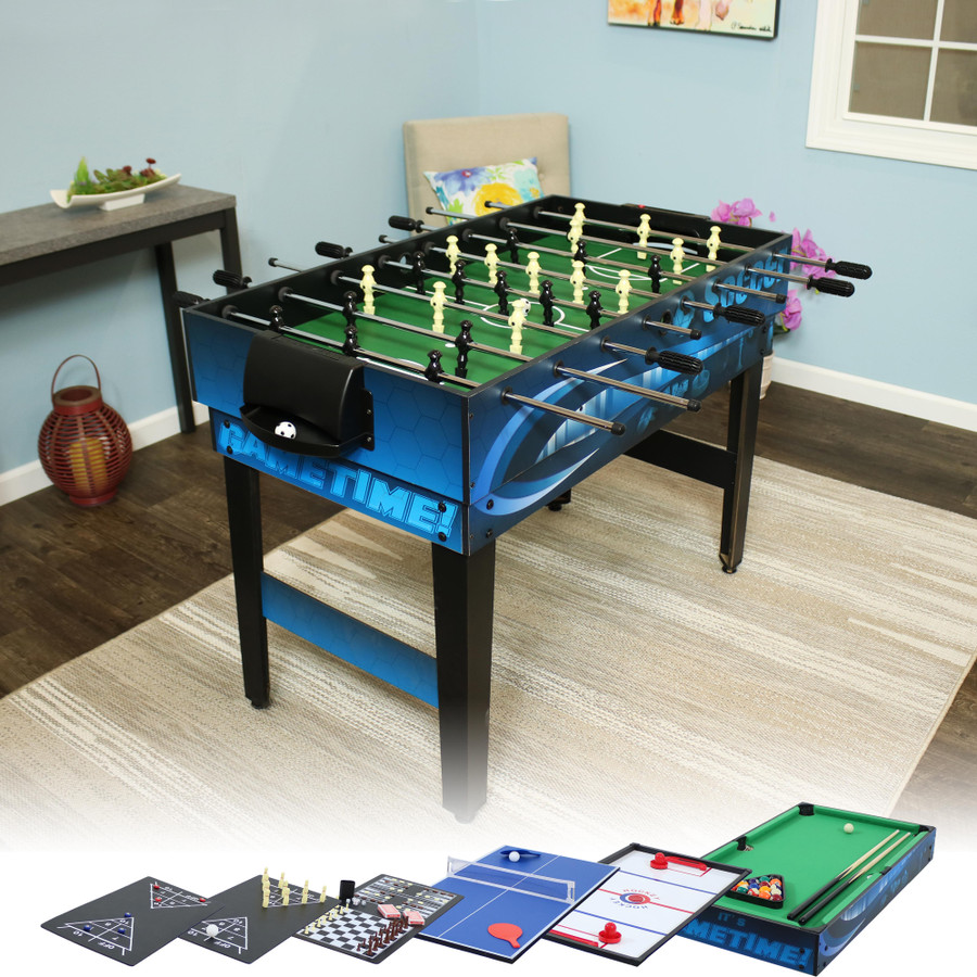 10-in-1 Multi-Game Table