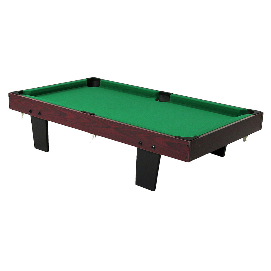 36-Inch Mini Tabletop Pool Table