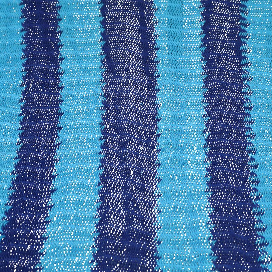 Closeup of Hammock, Blue