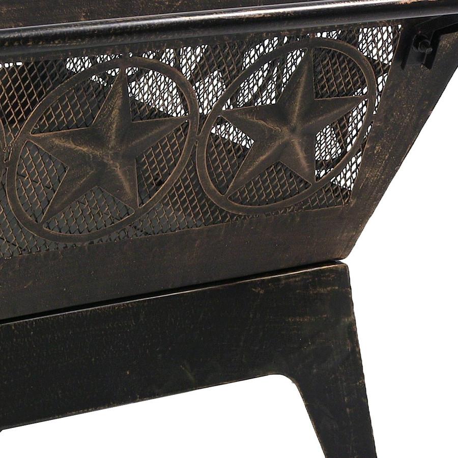 Closeup of Star Cutouts