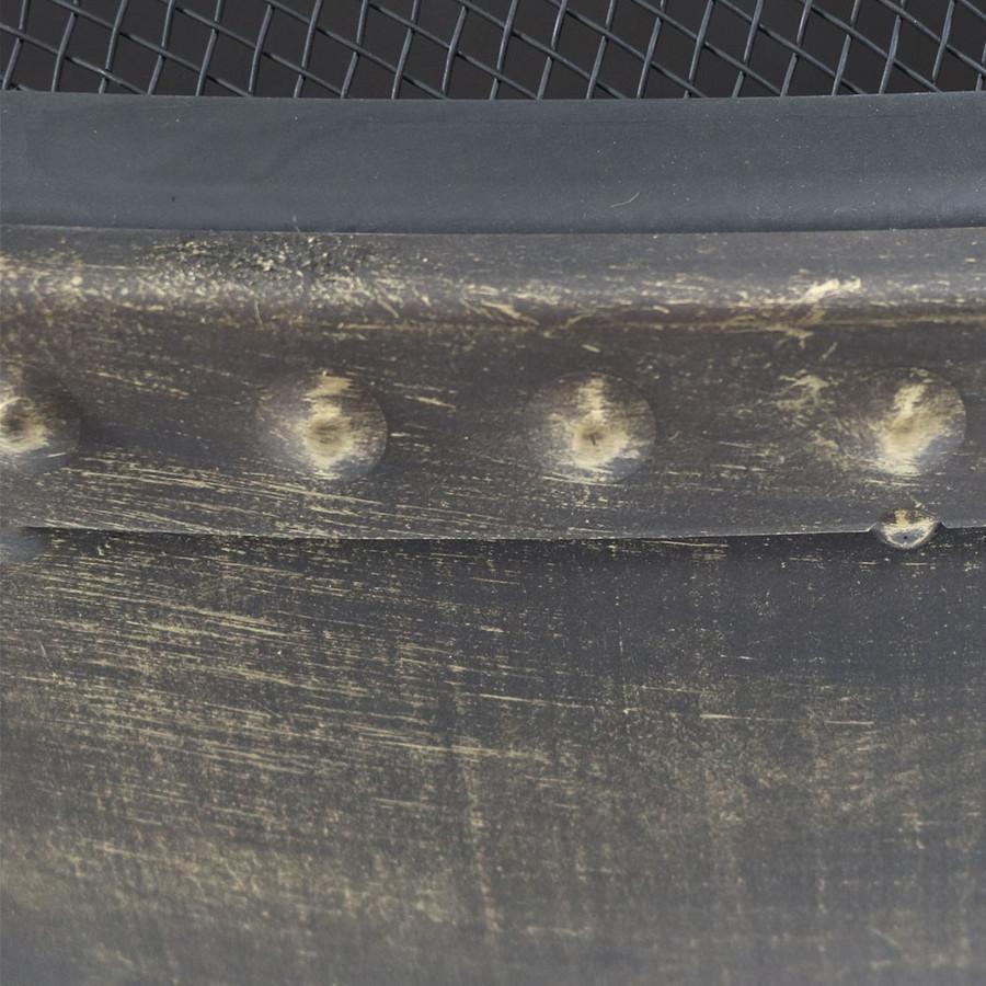Brass Tack Detailing Closeup