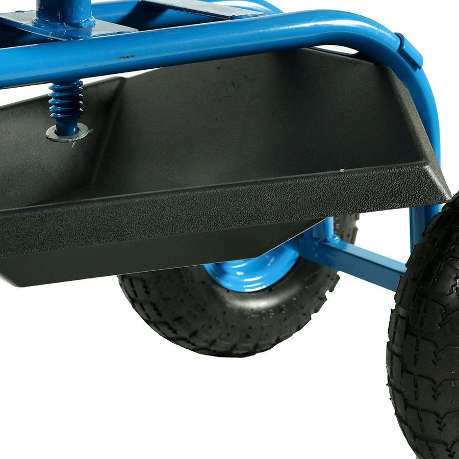 Blue Tool Tray