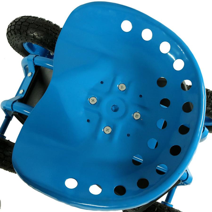 Blue Seat