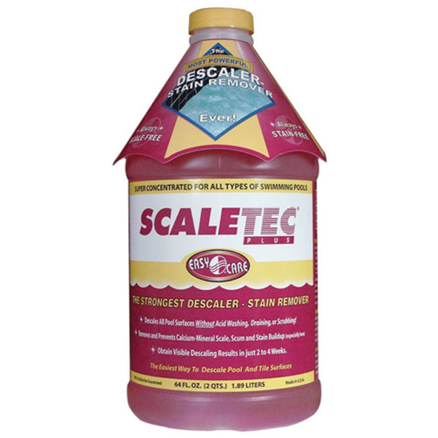 Scaletec Plus Descaler and Stain Remover - 64 oz