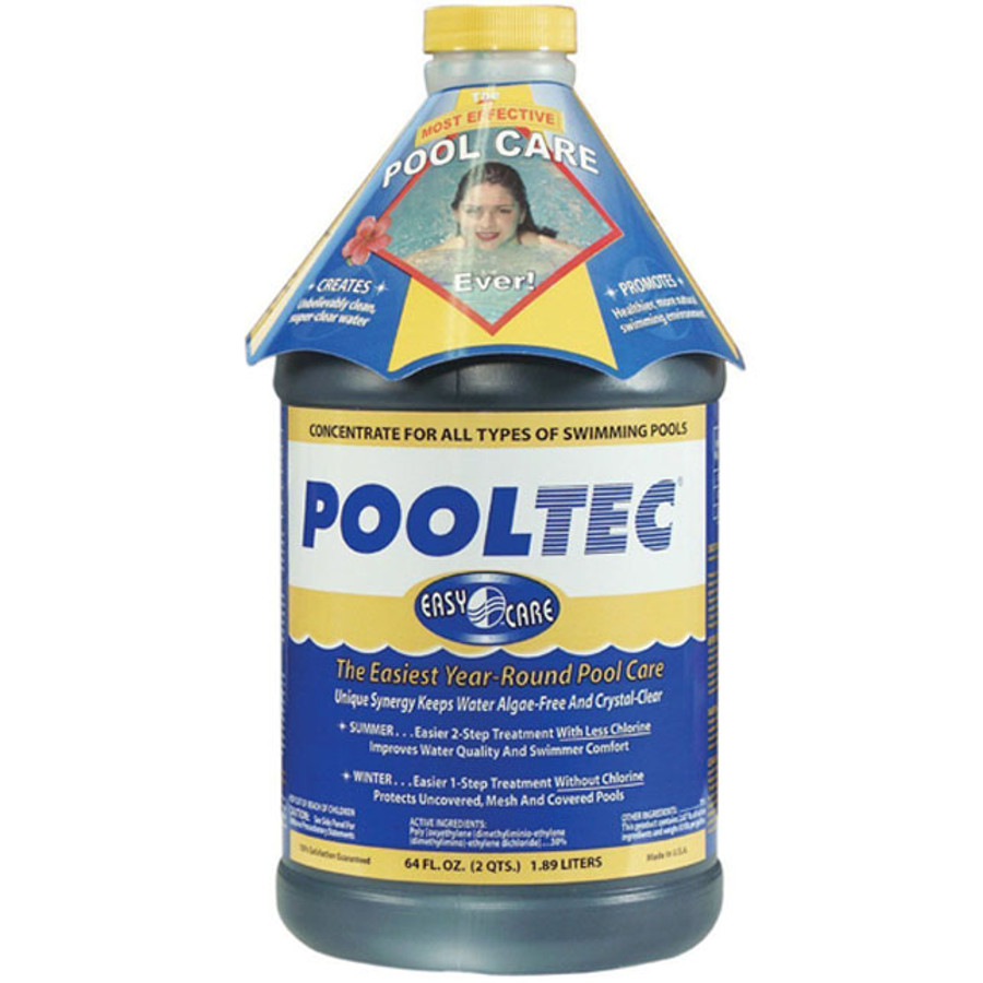 Pooltec Summer Pool Water Treatment  - 64 oz