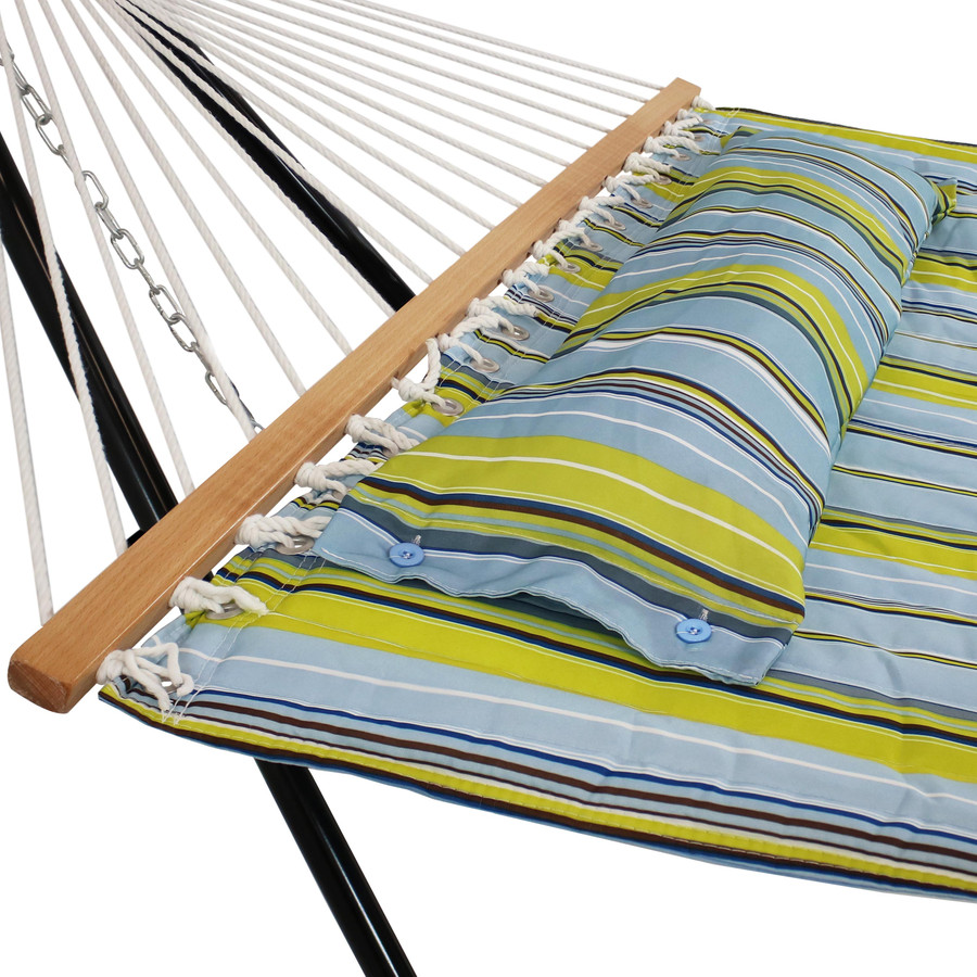 Closeup of Hammock Pillow