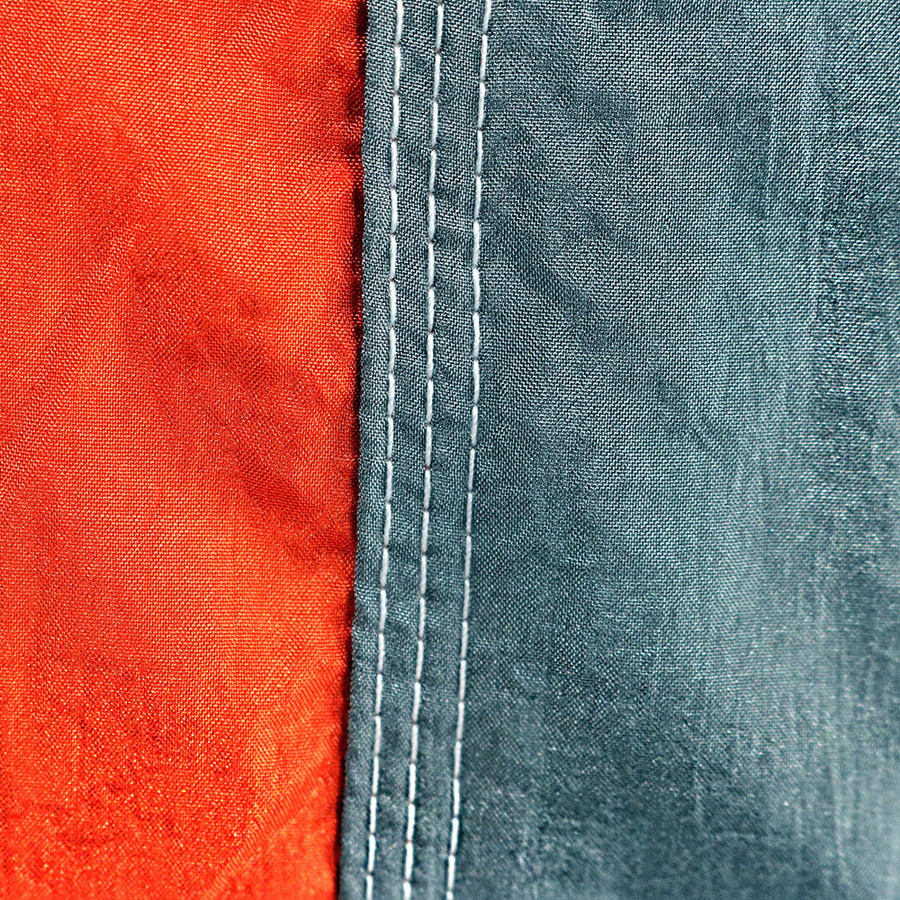 Orange/Grey Swatch