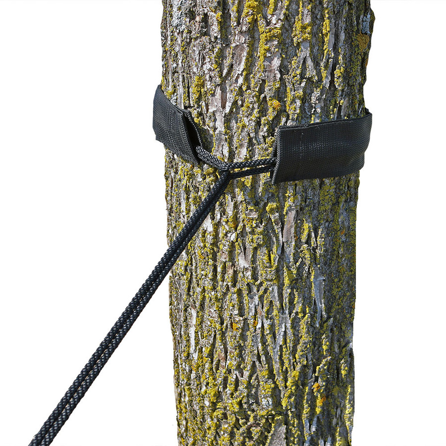 Sunnydaze Tree-Friendly Hammock Hanging Tree Straps