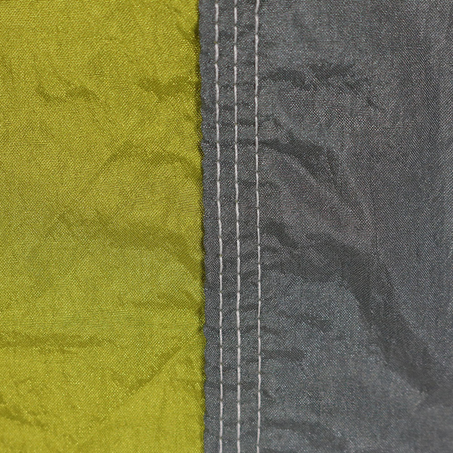 Lime/Charcoal Swatch