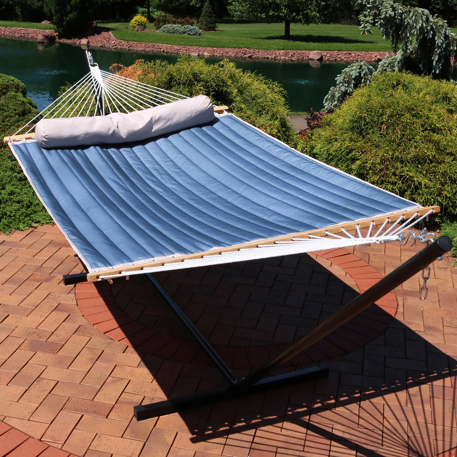 Tidal Wave Hammock and Stand