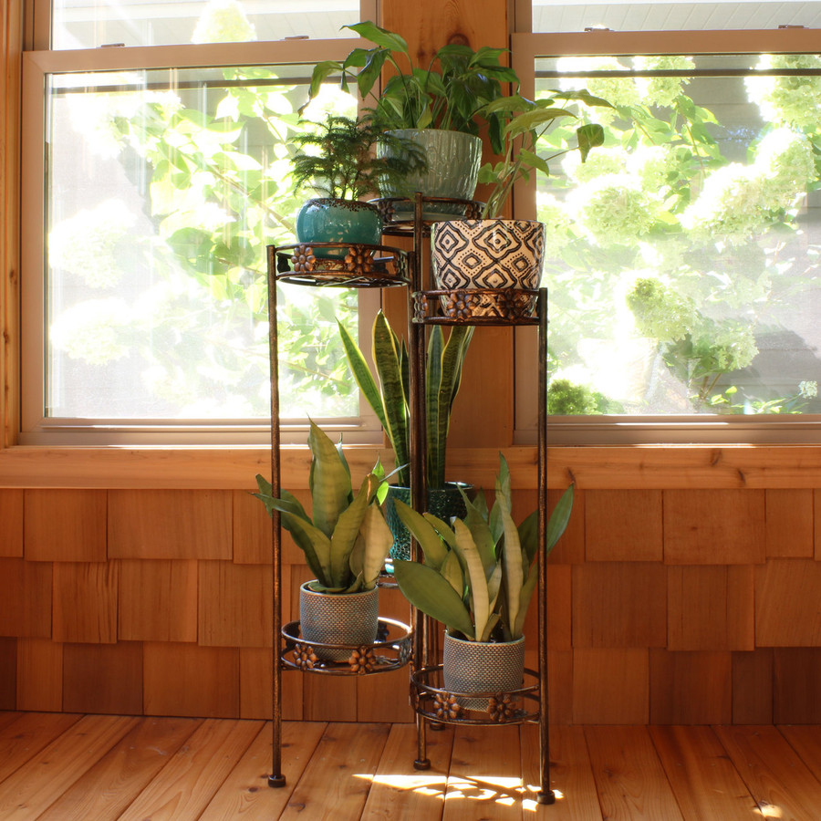 6-Tier Plant Stand Indoors