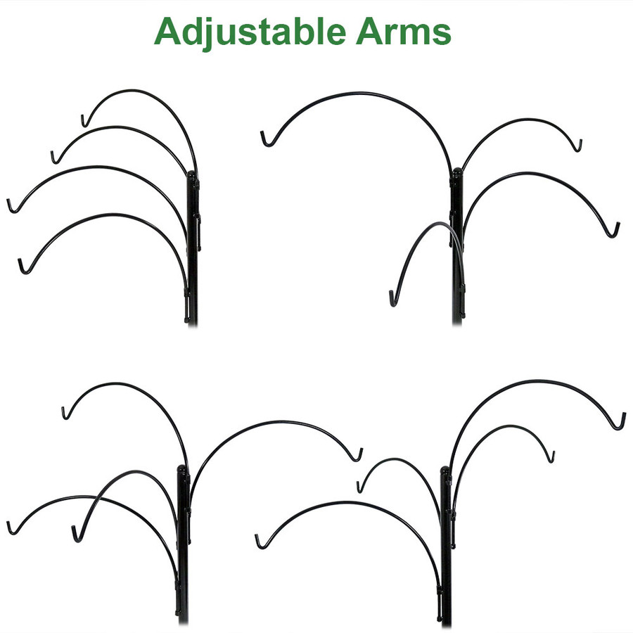 Adjustable Arms