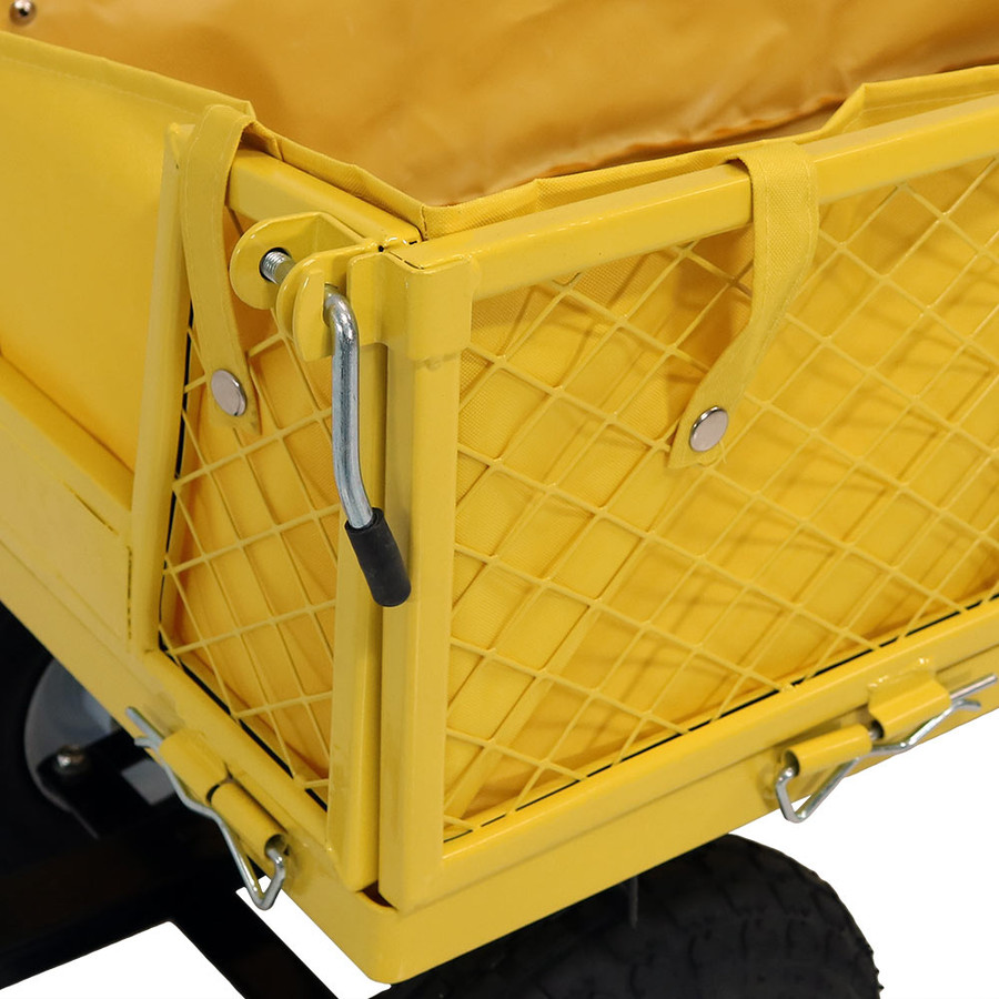 Yellow Cart Liner